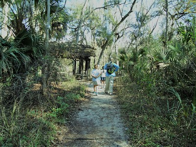 4th Grade Field Trip to Hillsborough River State Park