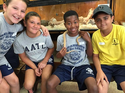 5th and 6th Grade Nature's Classroom Trip 2017