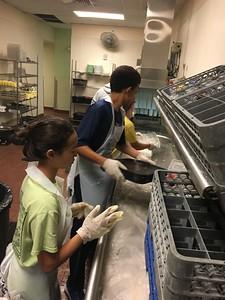 7th & 8th Grade Service Day 11-15-16