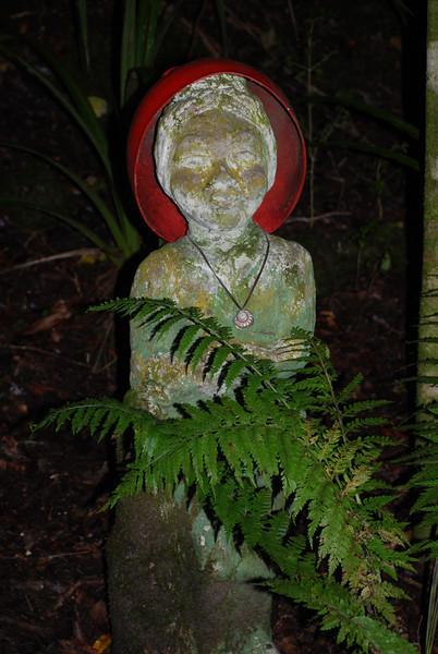 Deidre's Statue