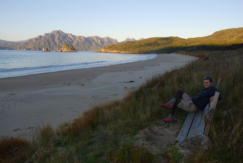 Rachel at Sealers Bay