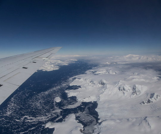 Brabant Island and Gerlache Strait