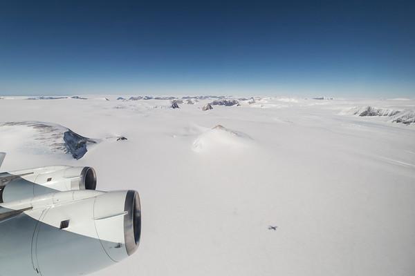 Upper Flask Glacier