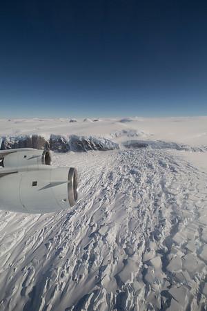 Upper Gould Glacier