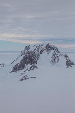 Mount Goorhigian in the Demas Range