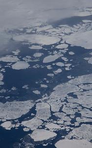 Sea ice near Burke Island in the Amundsen Sea