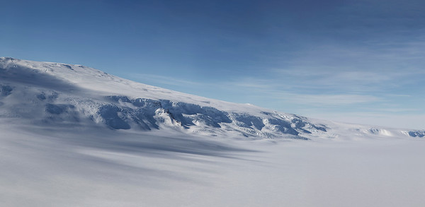 The southeastern flank of Mt. Takahe