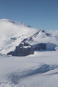 Sechrist Peak on the slopes of Mount Murphy