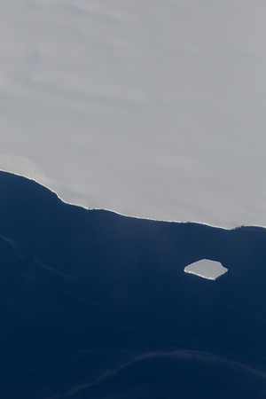 An iceberg at the edge of the Abbot Ice Shelf