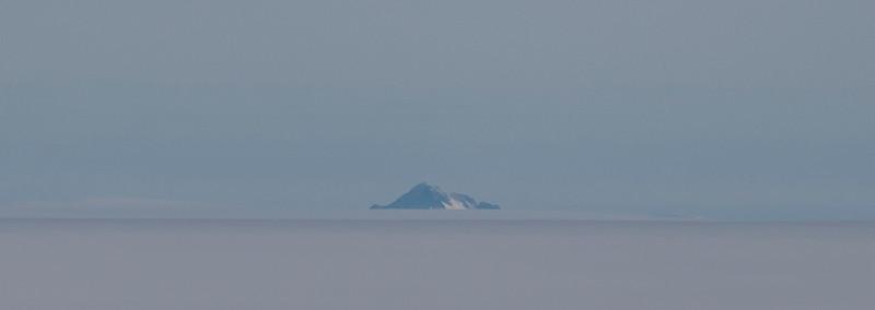 Mount Goorhigian in the distance