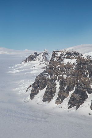 The Perry Range from the north