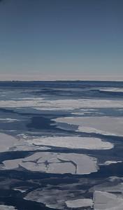 Sea ice in the Amundsen Sea