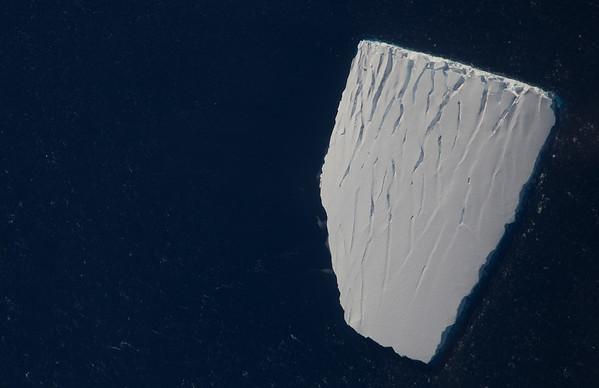 An iceberg near Dotson Ice Shelf