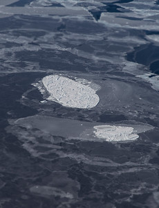 Sea ice of various ages off the Getz Ice Shelf