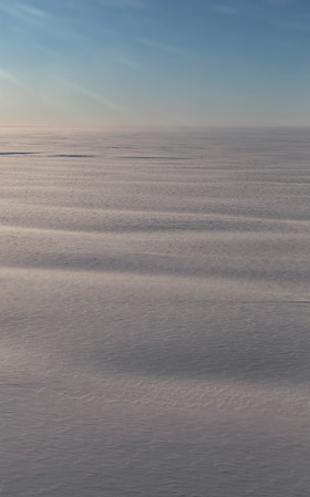 Surface undulations on the Stancomb-Wills glacier
