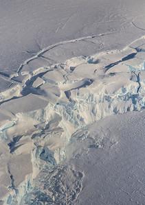The edge of Landrum Island