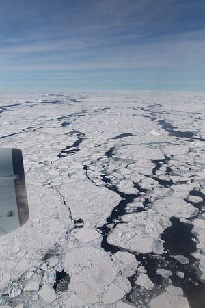 Sea ice in the NW Weddell Sea