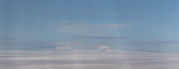 The NE end of the Ohio Range in the Horlick Mountains, part of the Transantarctic Mountains near the Ross Ice Shelf