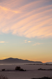 El Mirage in the pre-dawn