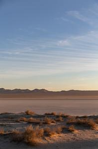 El Mirage at sunrise