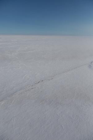 The northern coast of Alaska