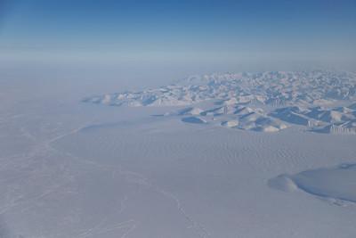 The Petersen Ice Shelf on northern Ellesmere Island