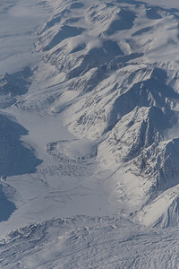 A small Piedmont glacier near Eugenia Glacier