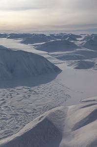 An upper tributary of Joliffe Glacier