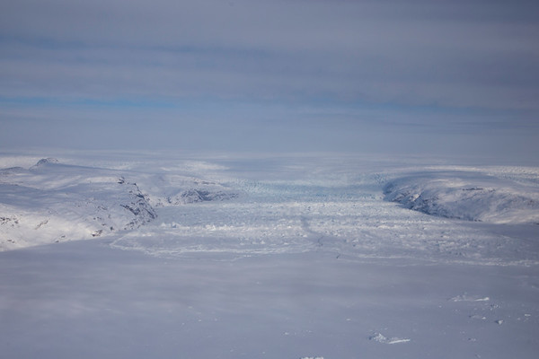 An unnamed glacier, just south of Rink Glacier