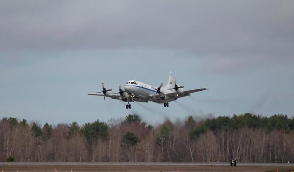 NASA 426 just after takeoff