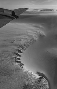 Terrain along the edge of Devon Icecap