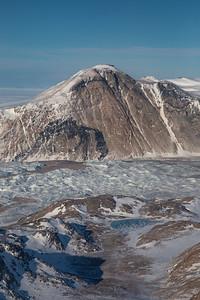 Mountains in King Frederick VIII Land