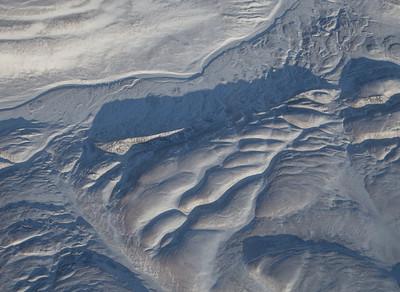 Interesting terrain in Peary Land
