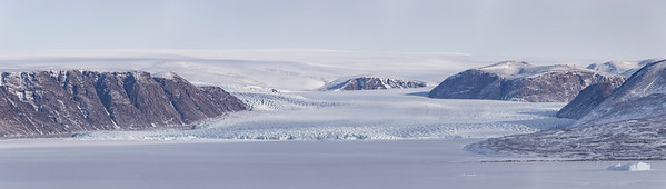 Knud Rasmussen Glacier from 12-SWS