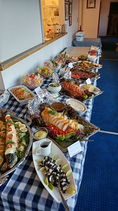 So many amazing dishes!