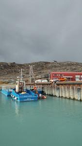 Kangerlussuaq Harbor