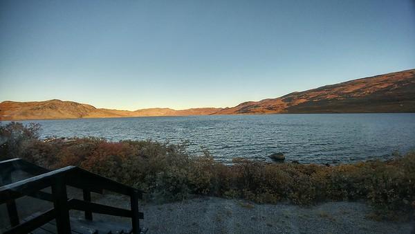 Lake Ferguson from Restaurant Roklubben