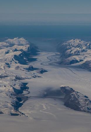 Sermilik glacier