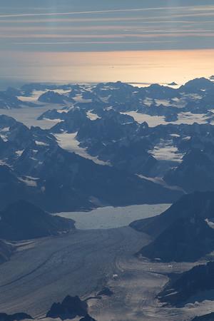 Mitgard Glacier