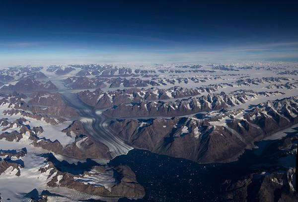 Glacier de France