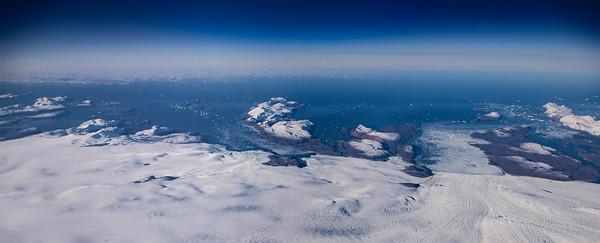 Cornell Glacier and Igdlugdlip Sermia