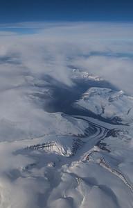 Unnamed glacier in western Greenland