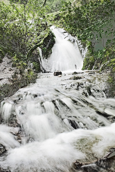 Falls at Indian Valley