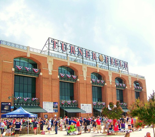 Former Home of The Braves