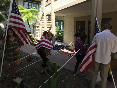 2016 Homefront America Field of Honor