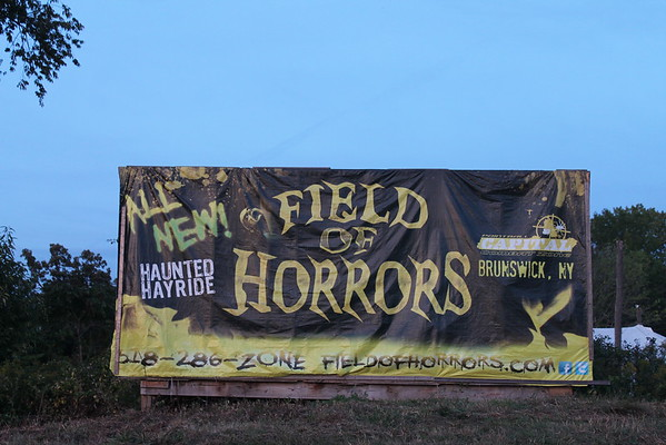 Field of Horrors 2016