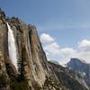 Upper Yosemite Fall/Half Dome