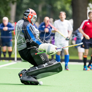 2019 EC WGMA  at KHC Dragons, Brasschaat, België  Day 02 Match O60 Italy - Spain 20190620