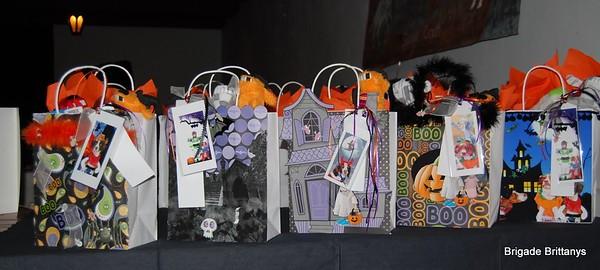 Costume Parade Prizes