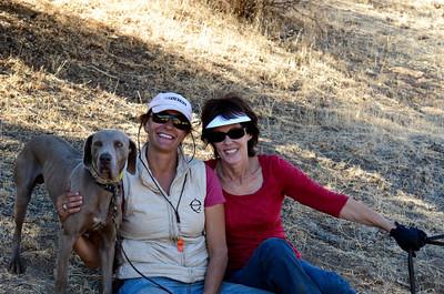 Gina and Judy